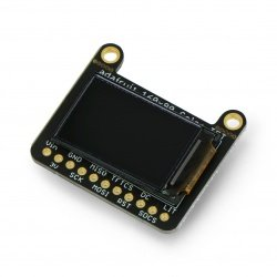 OLED color graphic display...