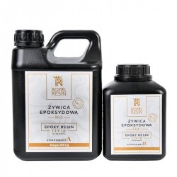 Royal Resin Clear epoxy resin 1kg - for lamination - colorless