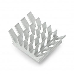 Heat sink for Pine64 ROCK64 / A64 / H64 - 18mm
