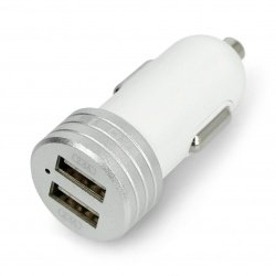 USB Car Charger - USBx2...