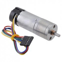 DC Motor 25Dx56L with 172:1...