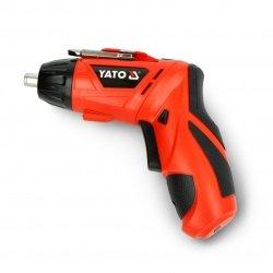 Battery screwdriver Yato...
