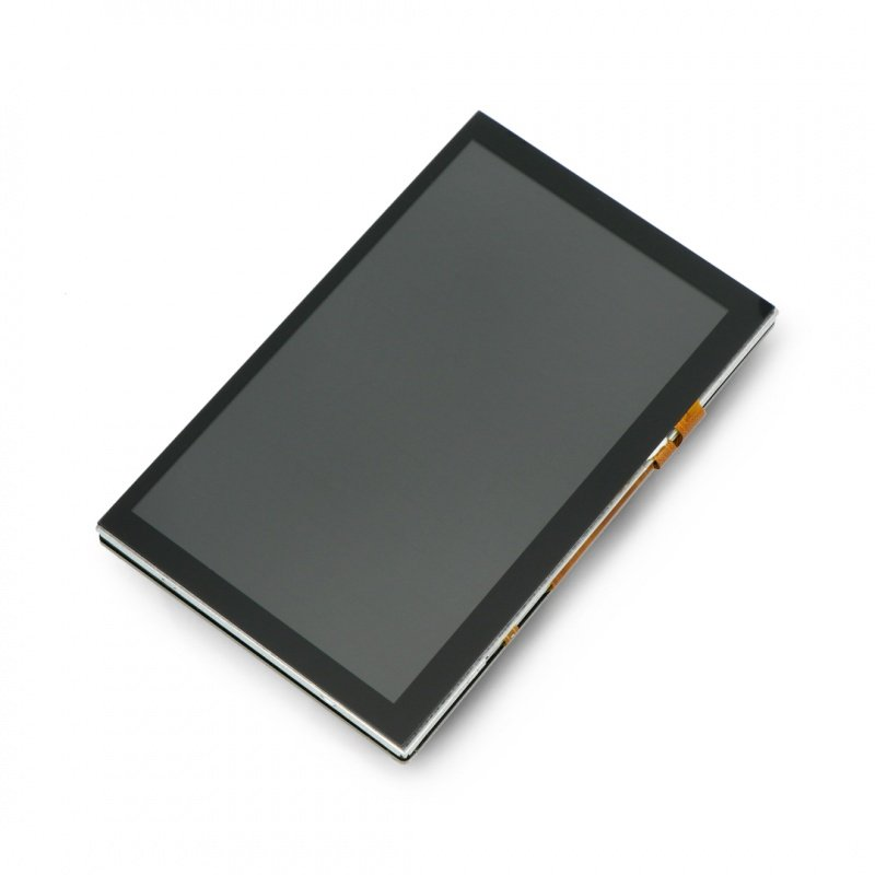 Touch screen DFRobot - capacitive 5'' 800x480px DSI for