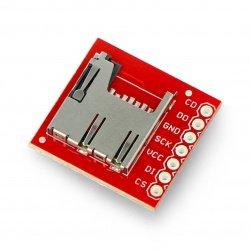 MicroSD card reader module...
