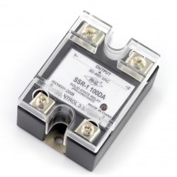 SSR-100A Solid State Relay 480VAC / 100A - 32VDC