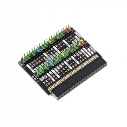 GPIO adapter - extension for Raspberry Pi 400 - 2 x 40 pin -