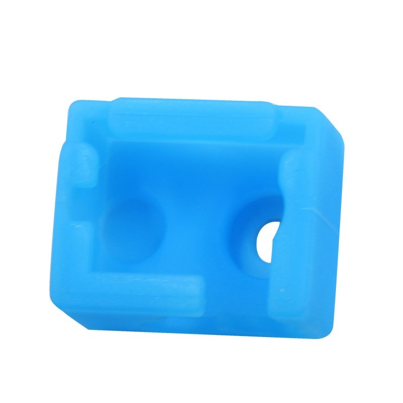 Silicone cover of the ED3 V6 heating block