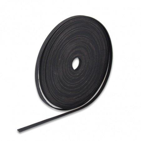 GT2 timing belt (toothed belt) 6 mm - 1m