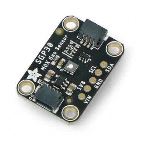 Gas sensor SGP30 - VZO / eCO2 - STEMMA QT / Qwiic - Adafruit