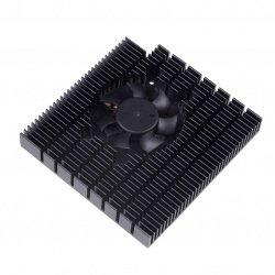 Heatsink with fan - for Odyssey-X86J4105 - Seeedstudio 114070141