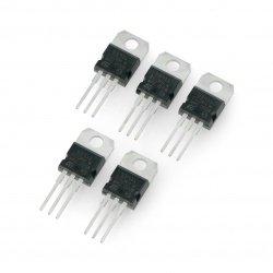 Bipolar NPN transistor BD911 100V/15A - 5 pcs.