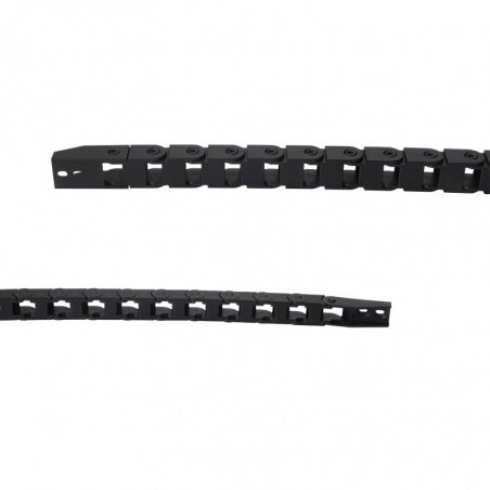 Cable guide 7x7mm - length 1m