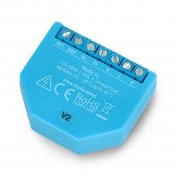 Shelly 1L - 230VAC relay...