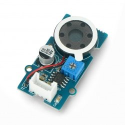 Grove - a speaker with a...