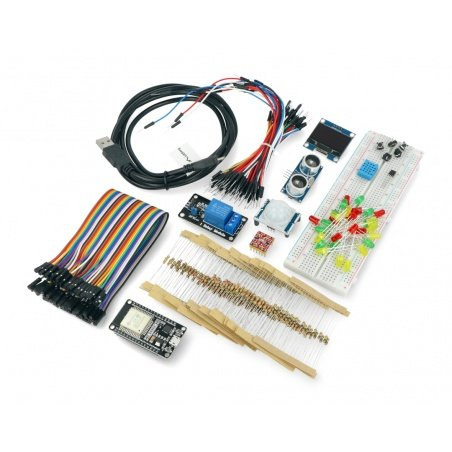 ESP32 Starter Kit with ESP32 WiFi module