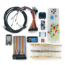 ESP32 Starter Kit with ESP32 WiFi module