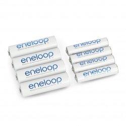 Panasonic Eneloop MIX battery - R6 AA Ni-MH 2000mAh 4pcs. + R03