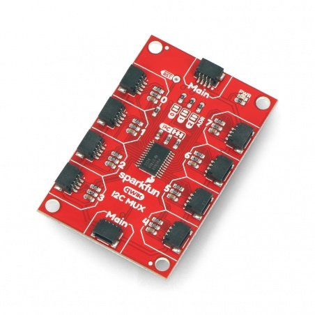 Qwiic Mux Breakout - 8-channel module with multiplexer I2C -