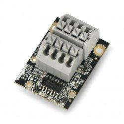 4-20mA voltage converter module - two channels - WisBlock IO