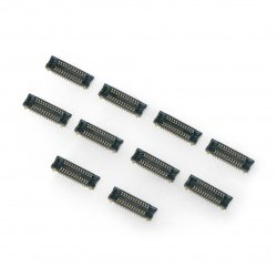 WisConnector - strip/socket - 24-pins female - accessories for