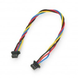 Flexible Qwiic Cable - 100mm