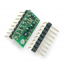LPS25HB - czujnik ciśnienia i wysokości - wlutowane złącza