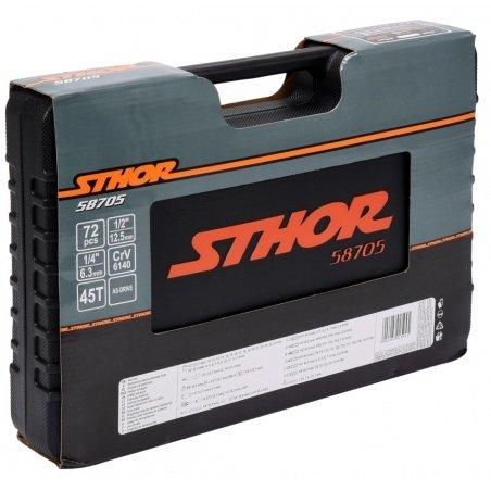 Sthor 58705 M tool kit - 94 parts