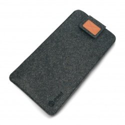 Sleeve for Raspberry Pi 400 - gray