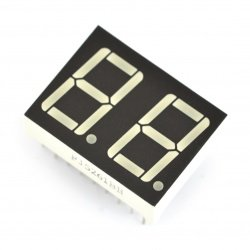 Eight-segment display x2 -...