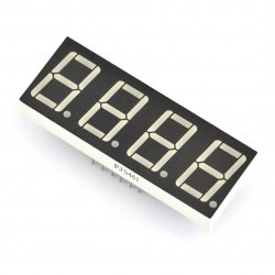Eight-segment display x4 -...