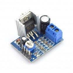 Amplifier audio TDA2030...