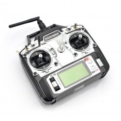 Controlling transmitter...