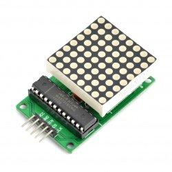 Matrix LED 8x8 + driver...