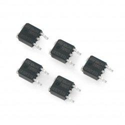 Linear voltage regulator 5V...