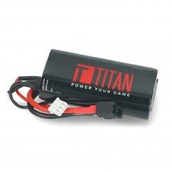Li-Ion Titan 3000mAh 16C 2S...