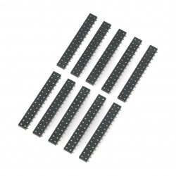 Female connector 2x15 pin -...