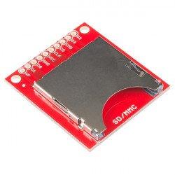 SD card reader module - SparkFun BOB-12941