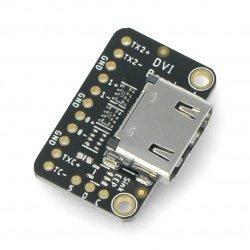 DVI Breakout Board -...