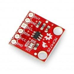 MCP4725 DAC I2C converter -...