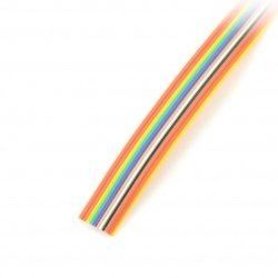 Ribbon cable 14 colored...