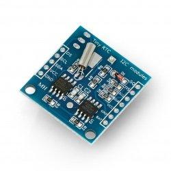 RTC DS1307 + 32kb EEPROM...