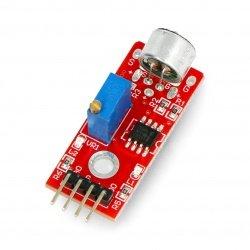 Sound sensor - microphone -...