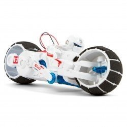 Educational robots on 2 wheels
