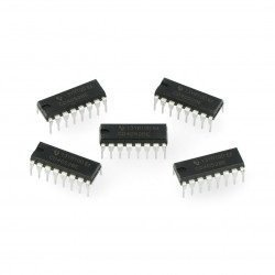 4 bit multiplexers