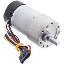DC motors with gearbox