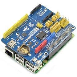 Raspberry Pi GPIO extensions