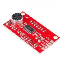 Sound sensors