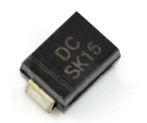 Dioda Schottky SK16