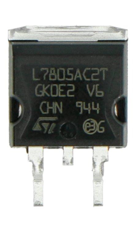 Stabilizator 7805