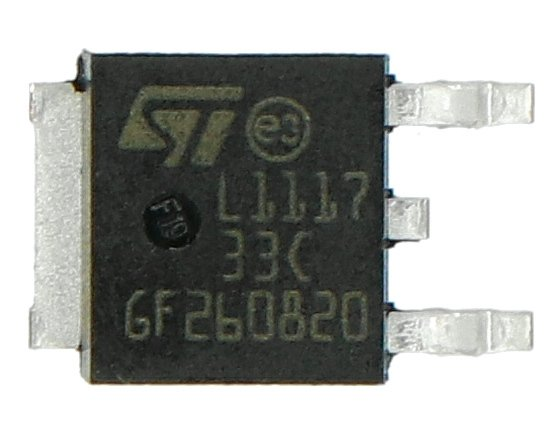 Stabilizator LDO LM1117DT